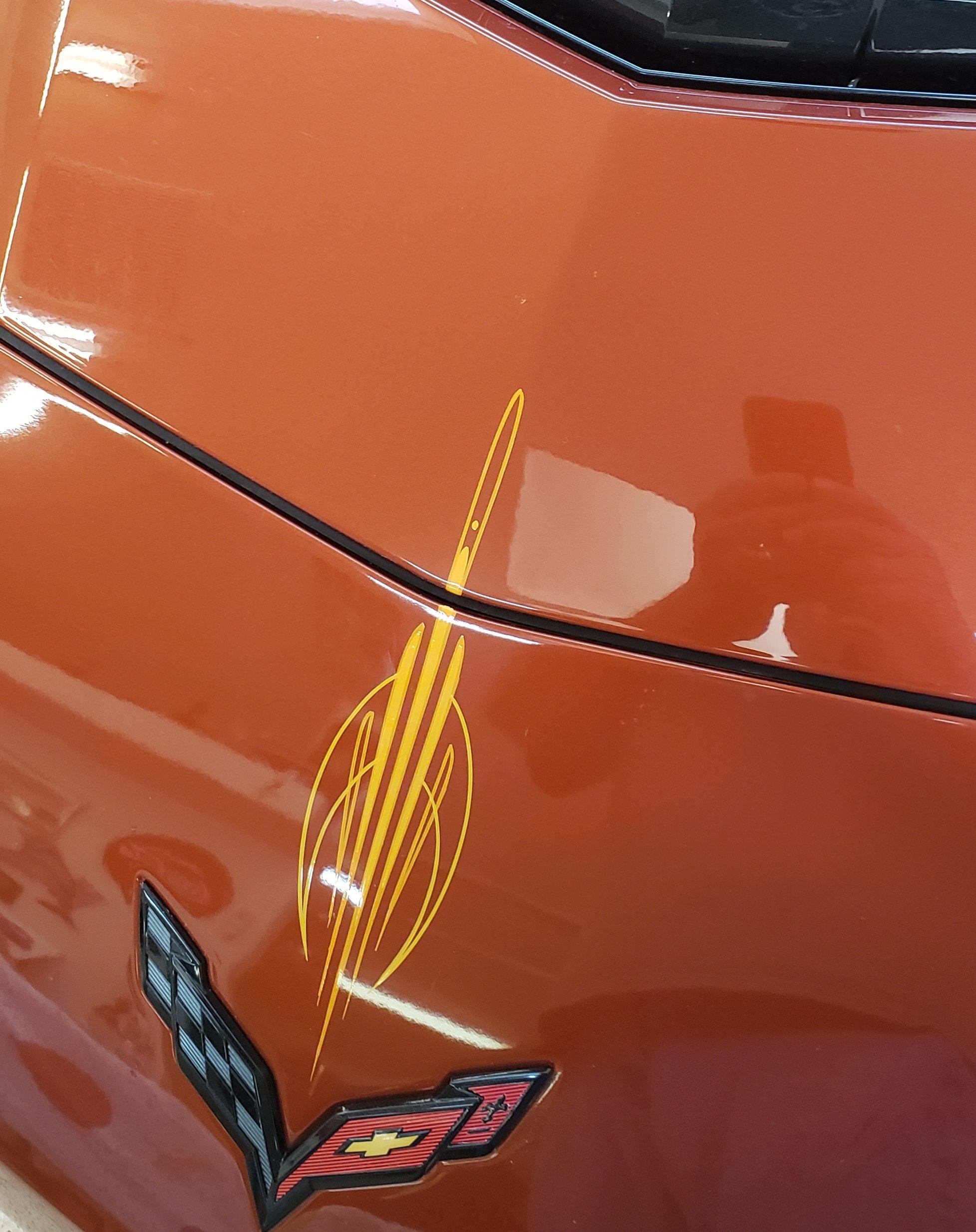 New Cars Tonys Pinstriping